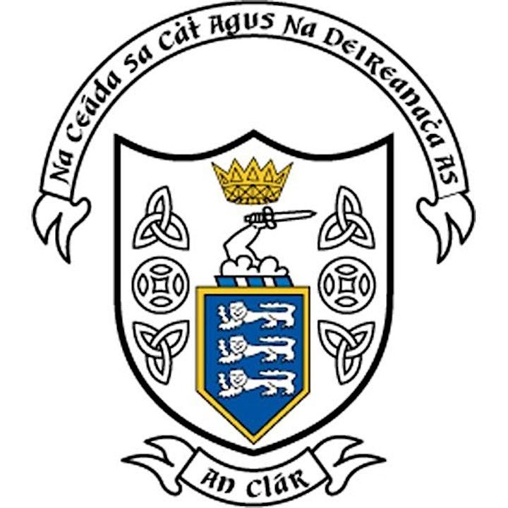 Clare GAA  Football Foundation Coaching Course image
