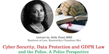 Practice of Law Series: Cyber Security, Data Protection, GDPR & the Police tickets