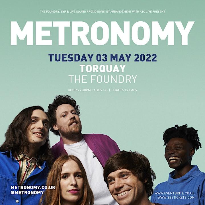 Metronomy image