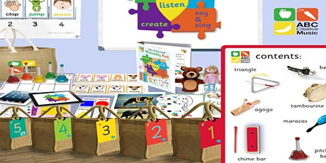Free Taster- ABC Early Years Musicality Resources tickets