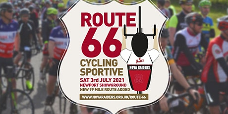 Route 66 Sportive 2021 tickets