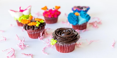 Mother's Day Cupcake Decorating Class tickets