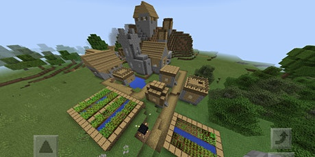 *Ausgebucht*Online I Minecraft: Einmaliger Familien-Workshop Tickets