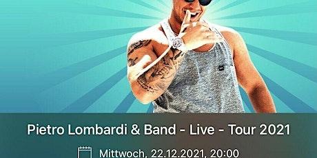 Pietro Lombardi & Band Tickets