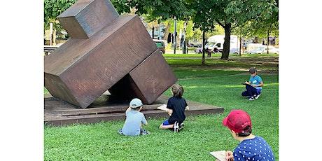Outdoor-Workshop | Unterwegs im Kunstareal | Für 8- bis 10-Jährige Tickets