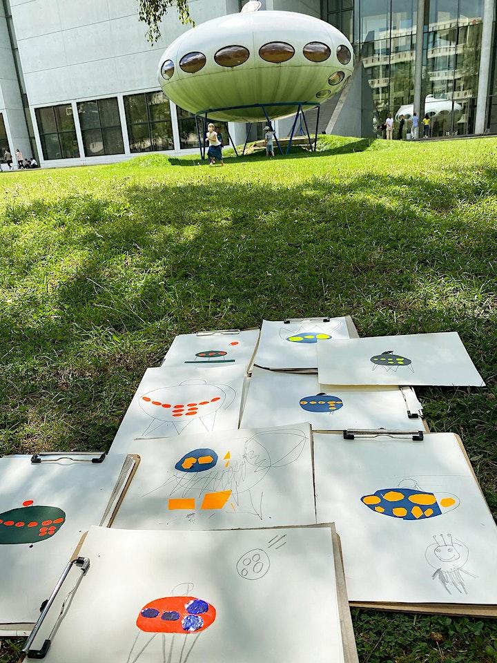 Outdoor-Workshop | Unterwegs im Kunstareal | Für 8- bis 12-Jährige: Bild