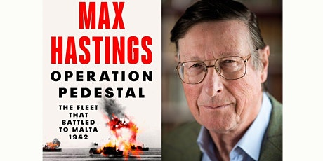Max Hastings - Operation Pedestal tickets