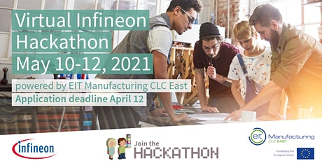 Virtual Infineon Hackathon Tickets