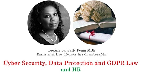 Practice of Law Series: Cyber Security, Data Protection, GDPR Law & HR tickets