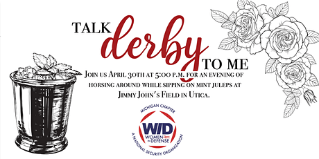 Talk Derby to Me tickets