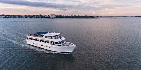The Carolina Girl Yacht- Sunset Cruises tickets
