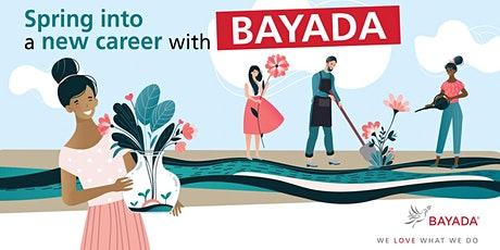 Join BAYADA For Our Virtual Hiring Event tickets