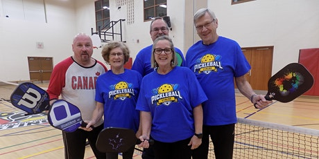 STIRLING PICKLEBALL tickets