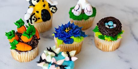 Spring Cupcake Decorating Class tickets