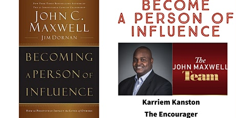 Become a Person of Influence tickets