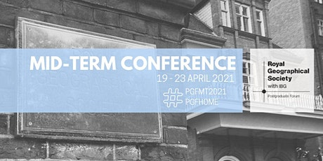 Postgraduate Forum Midterm Conference tickets