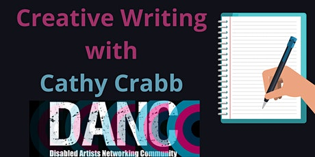 Creative Writing with Cathy Crabb tickets