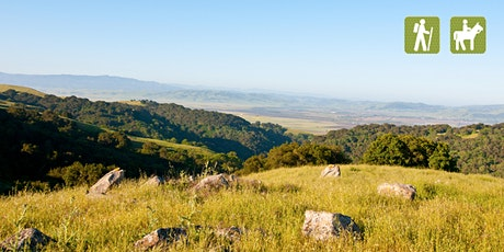Diablo Foothills Preserve  -  Hike & Horses Special Access Day tickets