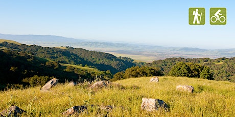 Diablo Foothills Preserve - Hikes & Bikes Special Access Day tickets