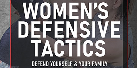 Women's Defensive Tactics tickets