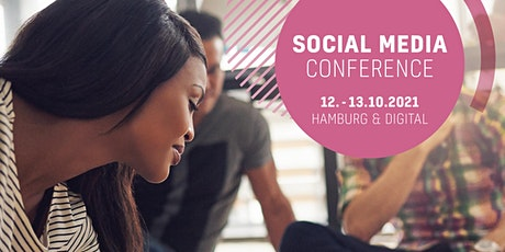 SMC - Social Media Conference 2021 billets