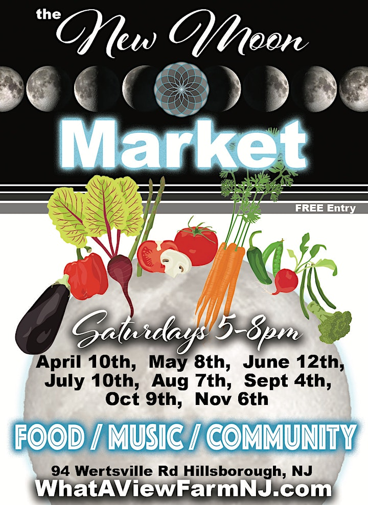 the New Moon Market series image