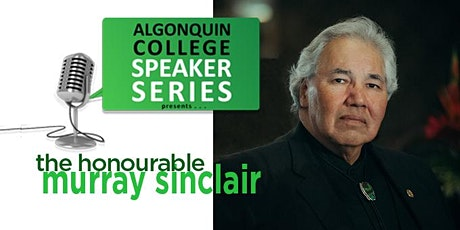 AC Presents The Honourable Murray Sinclair - Truth & Reconciliation Report tickets