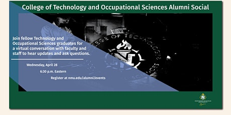 College of Technology and Occupational Sciences  Alumni Social tickets