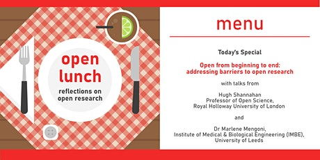 Open from beginning to end: addressing barriers to open research tickets