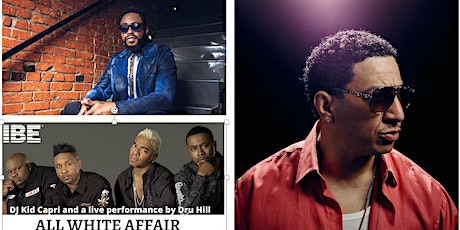 ALL WHITE AFFAIR featuring Dru Hill, Raheem Devaughn and Kid Capri tickets