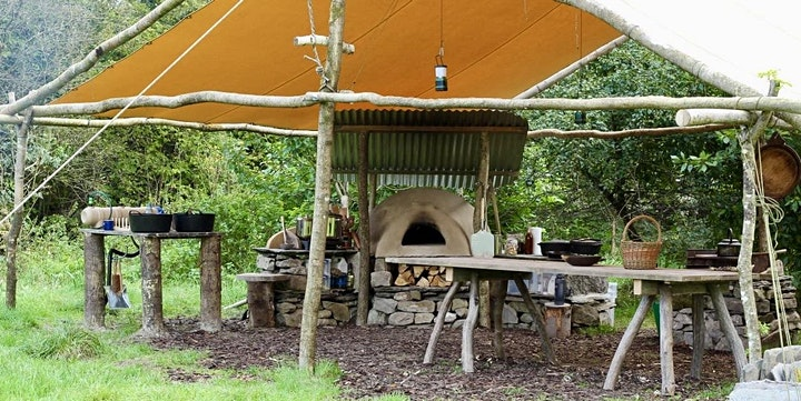 Reconnect To Your Origins: Rewilding & Wild Cooking Experience image