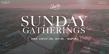 Sunday Gathering -11th April  2021 11am tickets