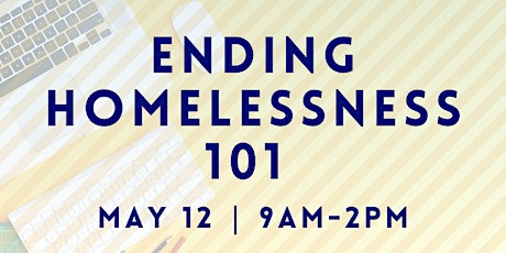 EH101: Introduction to Ending Homelessness Q2 | May 12, 2021 tickets