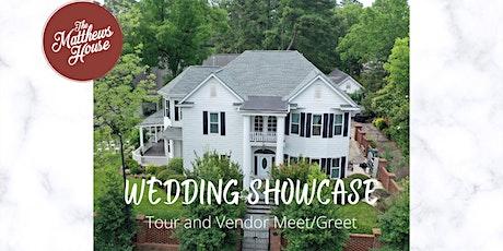Monthly Wedding Showcase tickets