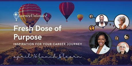 Fresh Dose of Purpose: Inspiration for Your Career Journey tickets