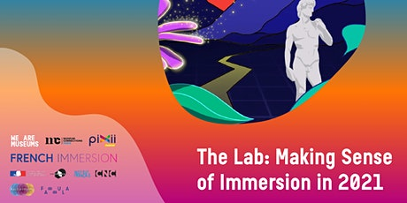 Launching event: Making Sense of Immersion in 2021 - The Handbook tickets
