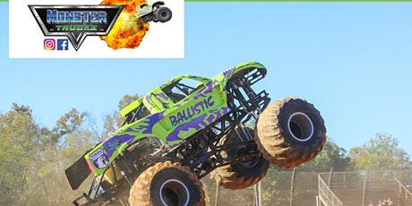 Monster Truckz Extreme Tour Deal at Pittsburgh's PA Motor Speedway tickets