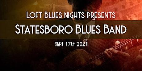 Loft Blues night - Statesboro Blues band tickets