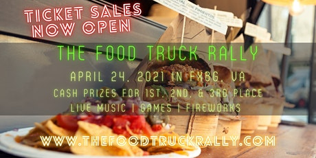 The Food Truck Rally- Fredericksburg tickets