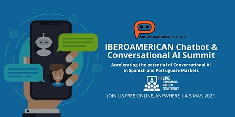 THE EUROPEAN CHATBOT - IBEROAMERICAN EDITION biglietti