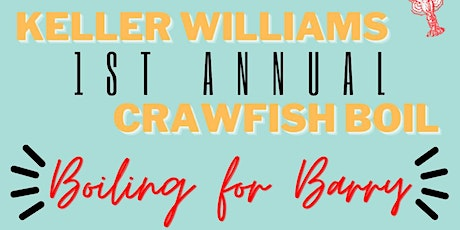 KW Family - Crawfish Boil for Barry tickets