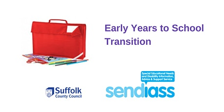 Early Years to School Transition tickets