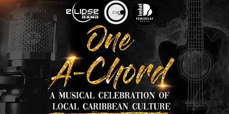 One A Chord - Caribbean Musical Celebration tickets