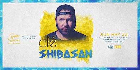 Shiba San / Sunday May 23rd / Clé Summer Sessions tickets