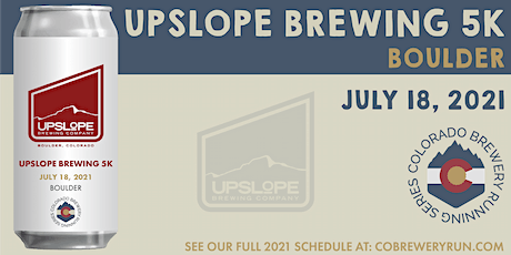 Upslope Brewing 5k | Colorado Brewery Running Series tickets