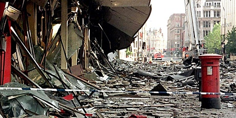 The 1996 Manchester IRA Bomb – 25 Years On. Walking tour with Ed Glinert tickets