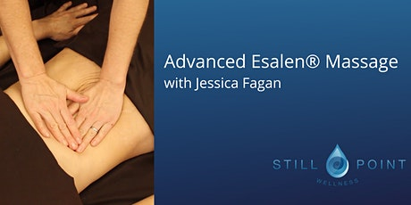 Intermediate/Advanced Esalen® Massage tickets