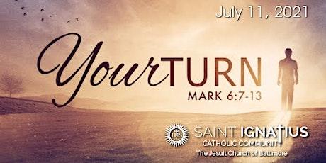 Sunday  Mass - July 11, 2021 tickets