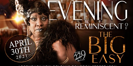 Studio 229 Presents  New Orleans Icon Pat Mother Bluez Cohen tickets