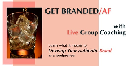 Get Branded/AF - 8 week Coaching Program tickets